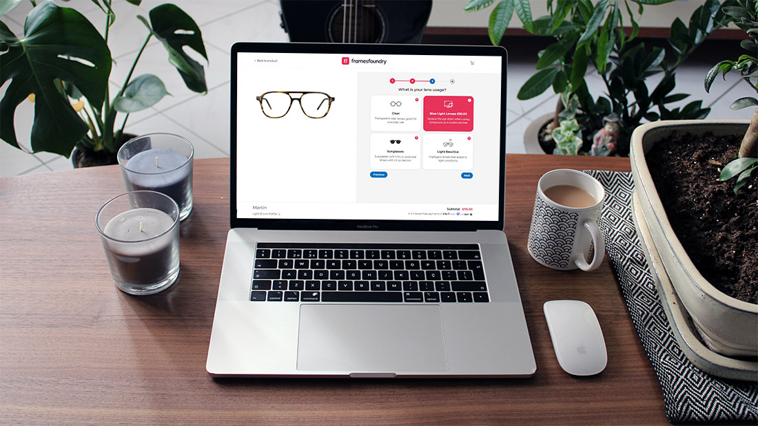 Ecommerce for online opticians blog by Yellow Pixel
