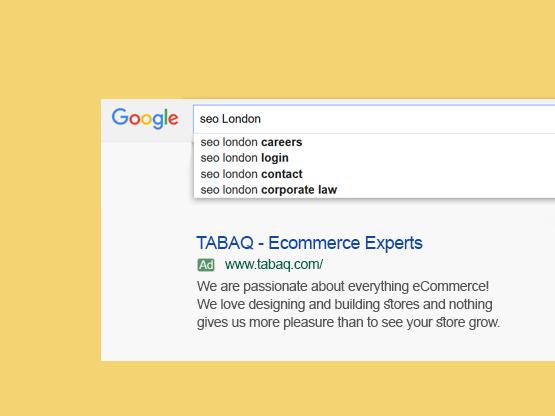 Tabaq pay per click google adwords marketing