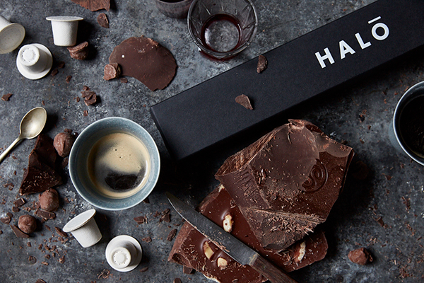 Shopify Store Design for Halo Coffee
